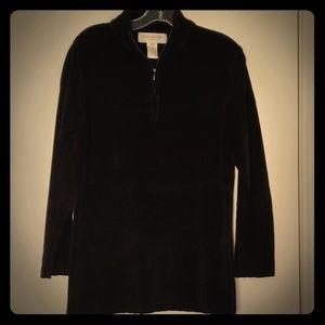 Jones New York Sport  black Sweater sz S